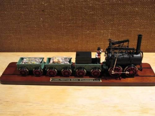 Stourbridge Lion Steam Engine